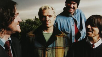 Photo of Red Hot Chili Peppers join 12 Days of Chartsmas!