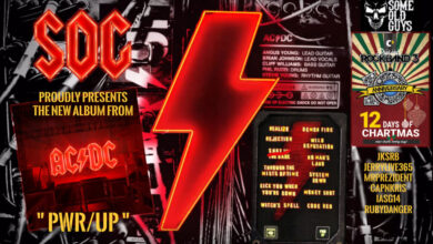 Photo of AC/DC Pwr/Up