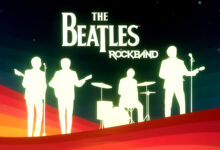 Photo of The Beatles: Rock Band Customs Project