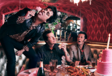 Photo of Green Day's latest single – Here Comes The Shock
